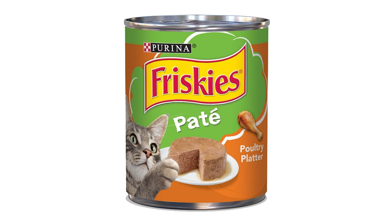 Friskies makanan kucing