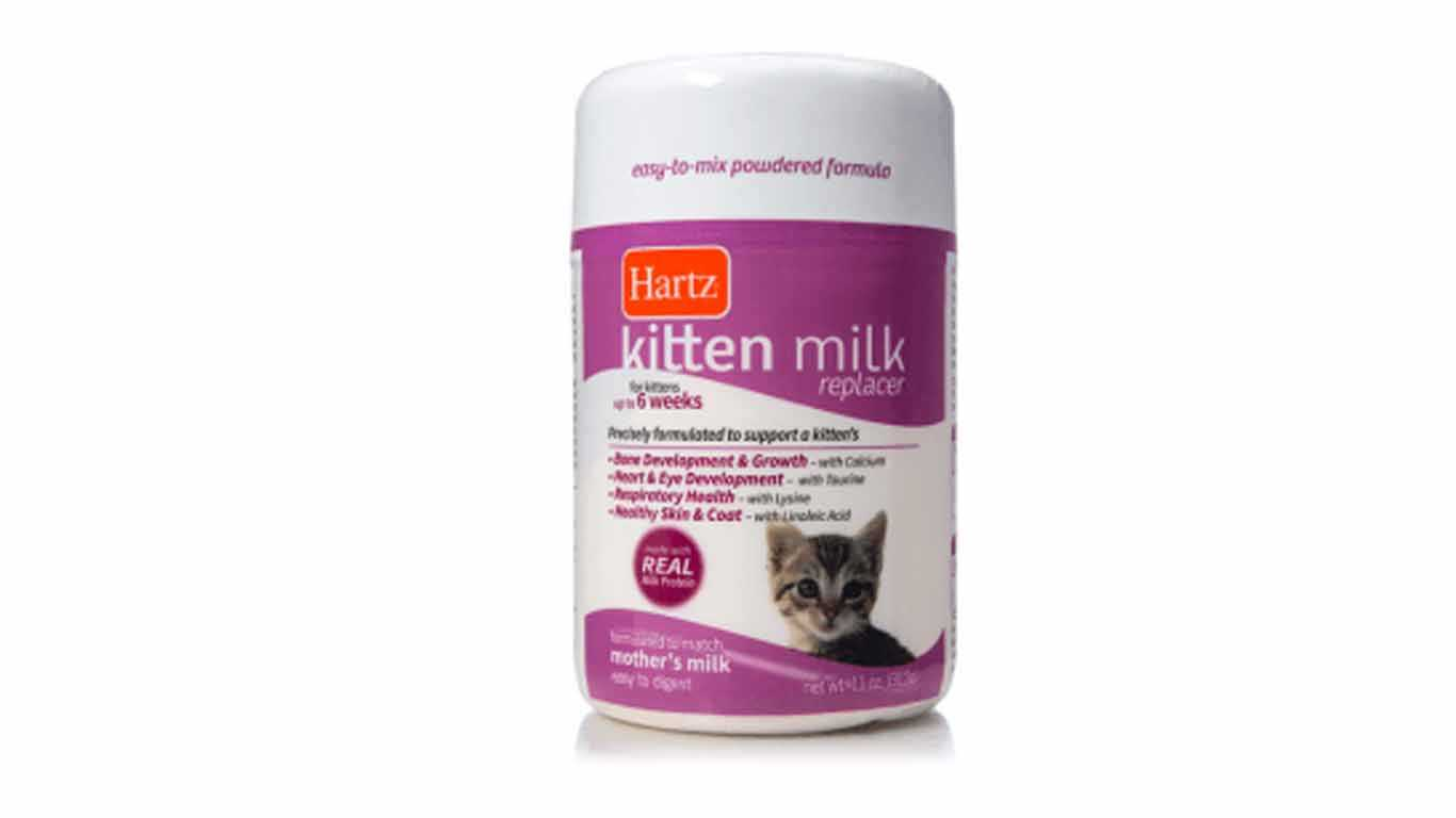 Hartz Kitten milk