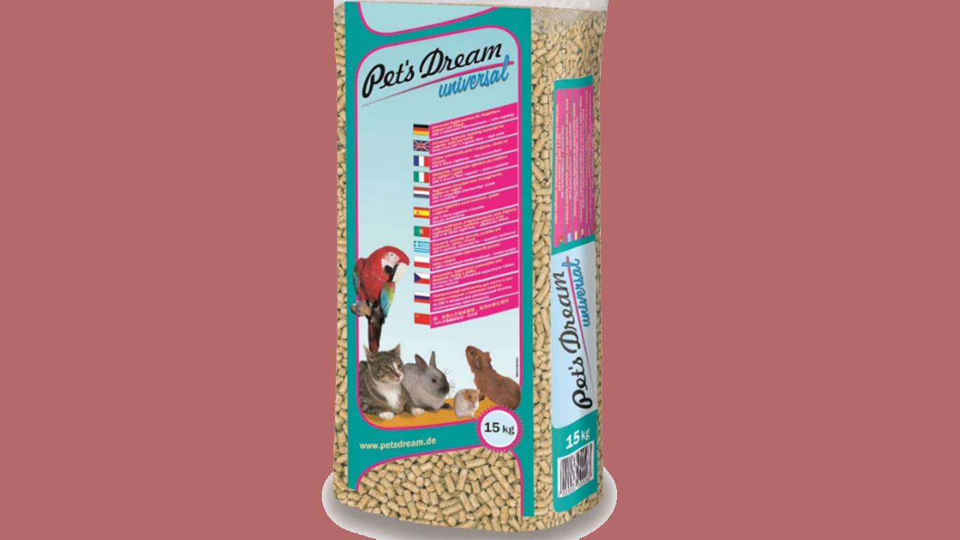 JRS Pet's Dream Universal Hygienic Litter