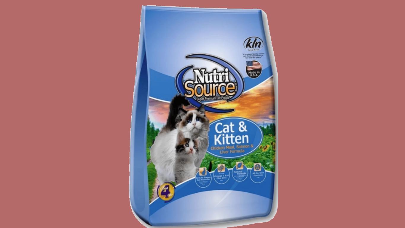 Makanan Kucing Nutrisource