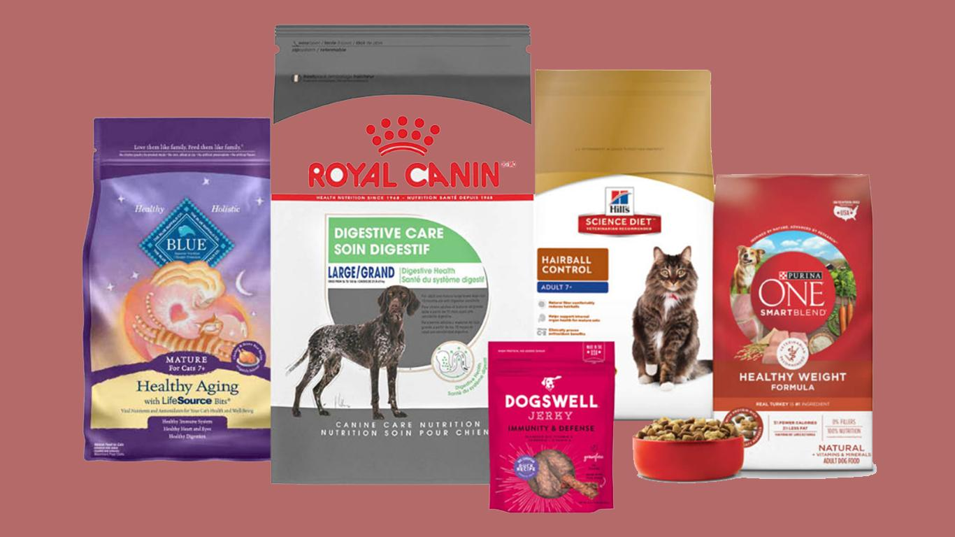 Food Brands for Persian Cats
