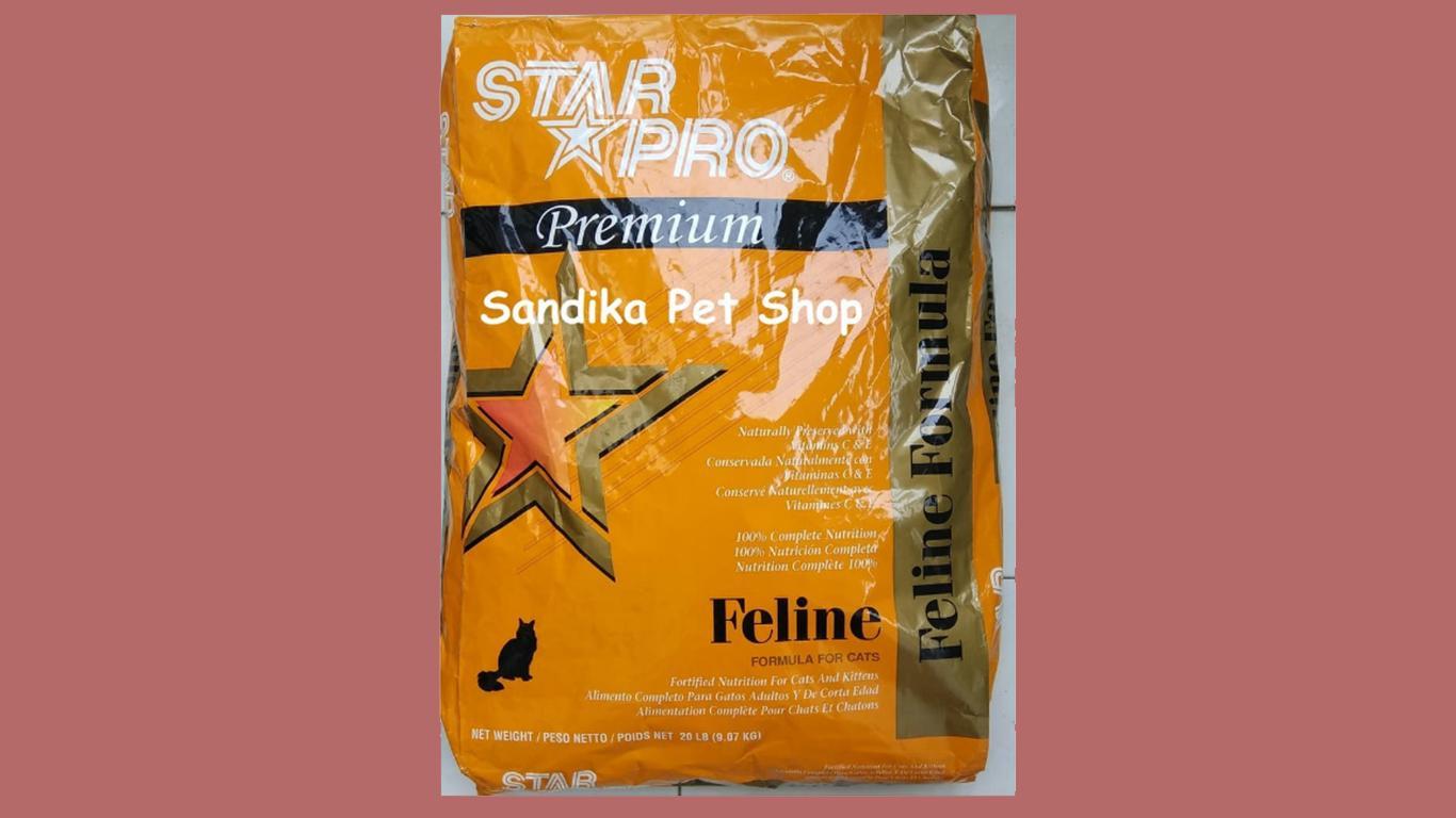 Starpro cat food