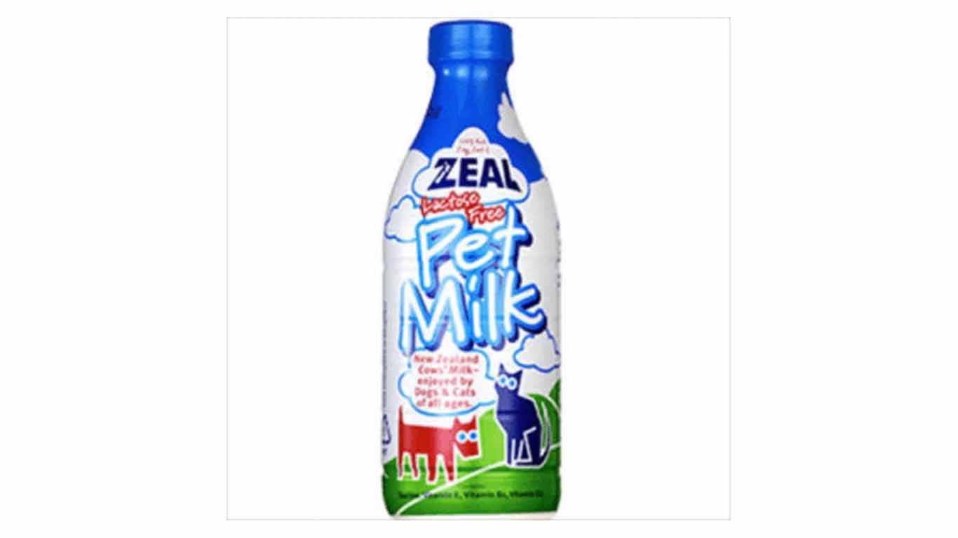 Susu Kucing Zeal