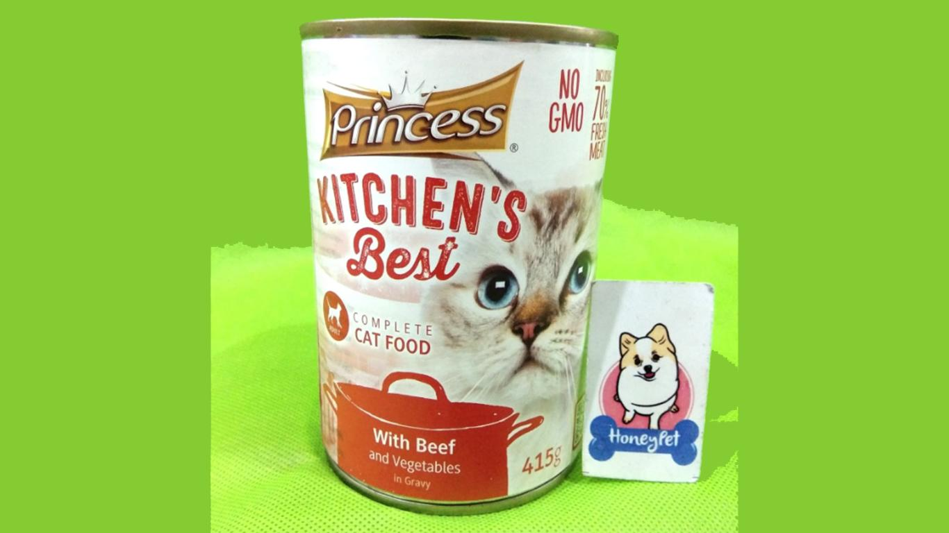 cat food Princess