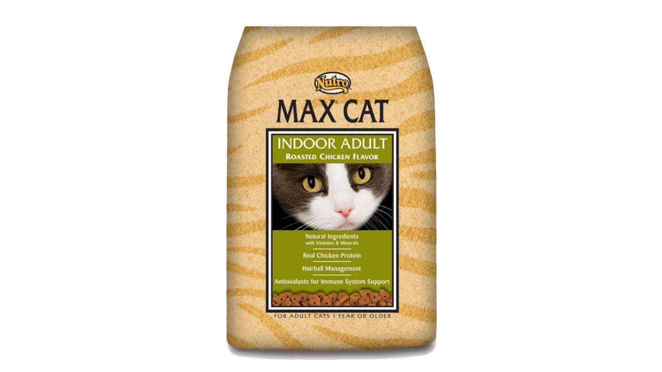 max makanan kucing