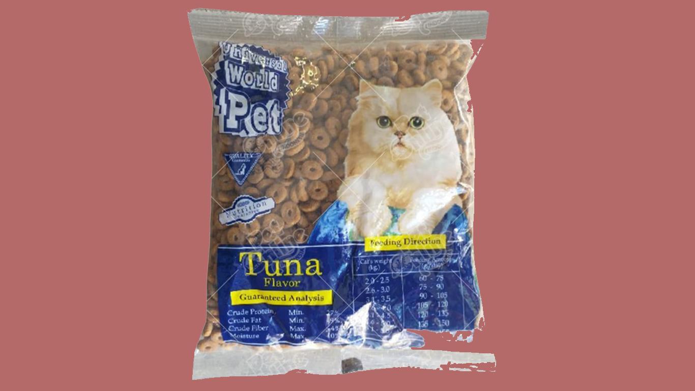 universal cat food