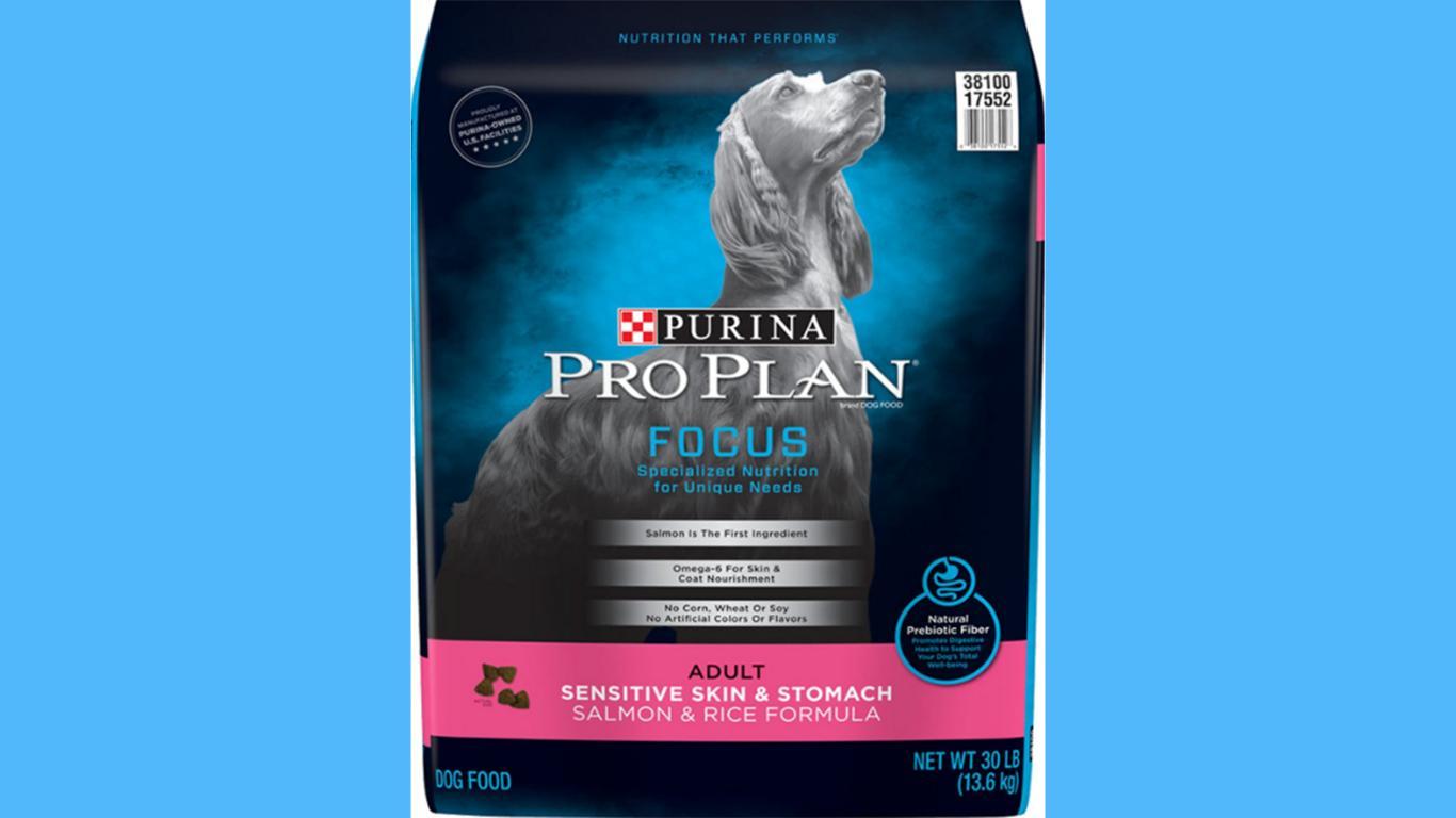 Pro plan dog food