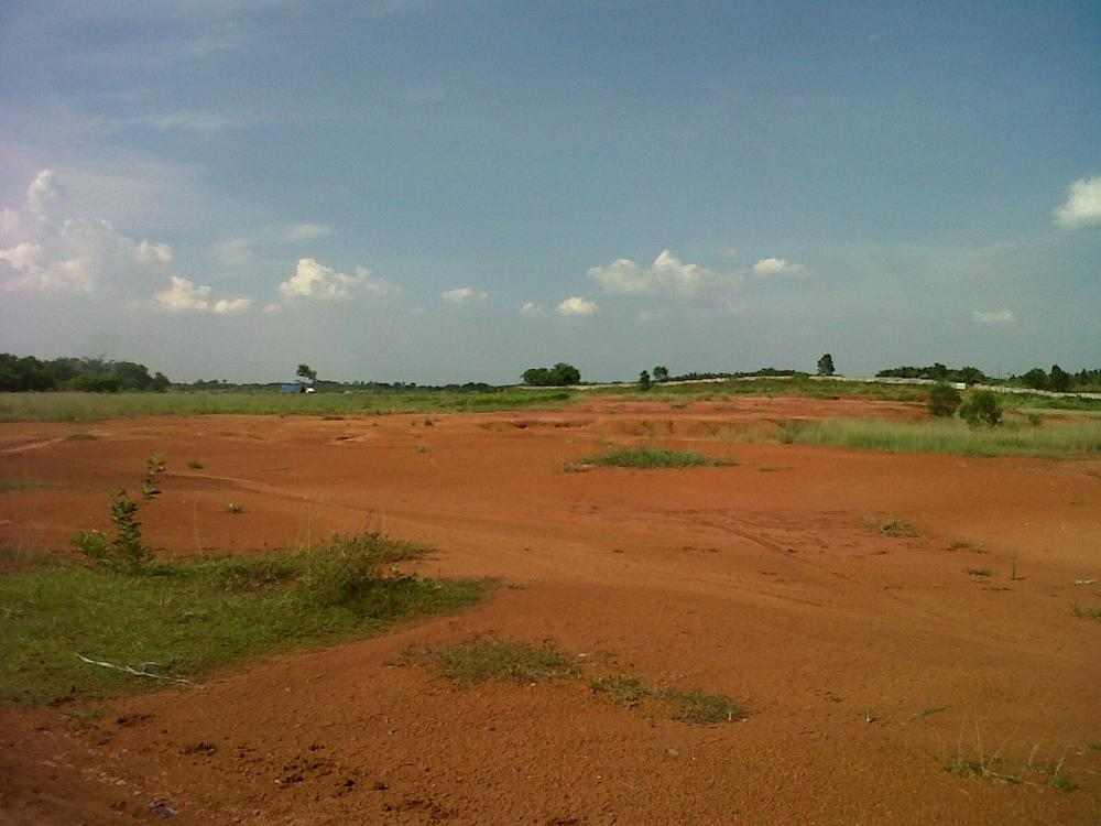 tanah lapang