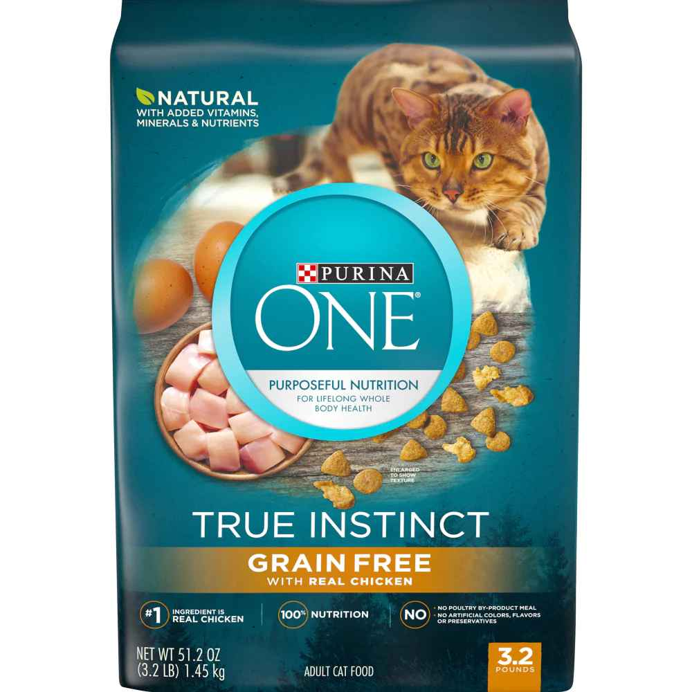 Purina One Grain Free Formula