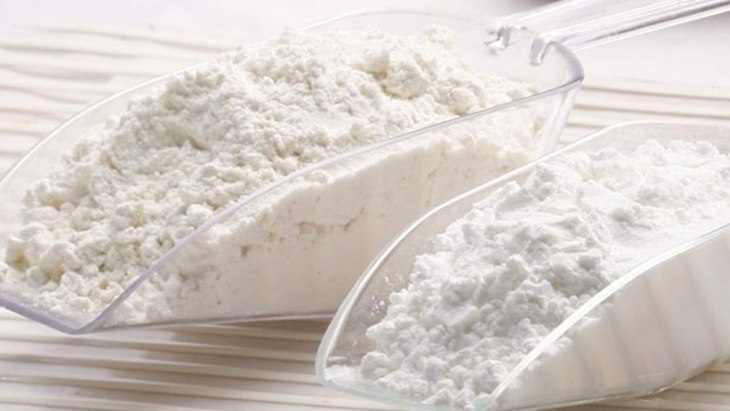 umpan tepung sagu